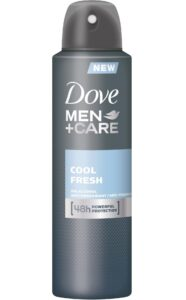 Dove Men Care Cool Fresh Deodorant spray