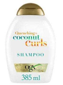 OGX Quenching Coconut Curls – Med masser af fugt og skøn duft af kokos