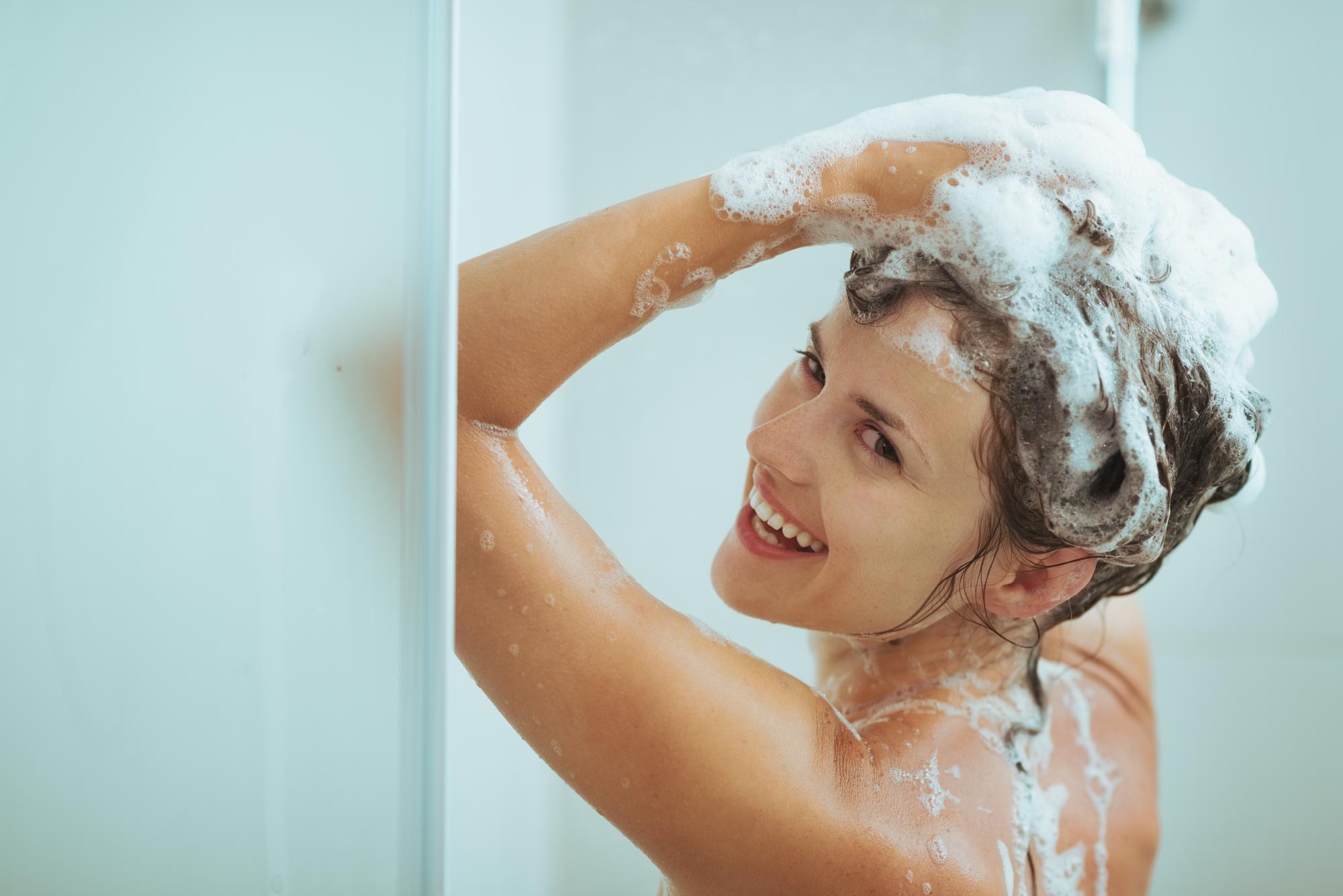 Shampoo Til Krøllet Hår