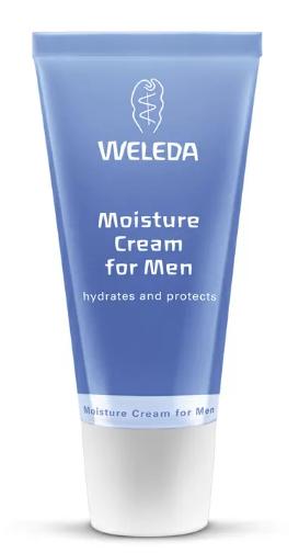 Weleda Moisture Cream Ansigtscreme Til Mænd