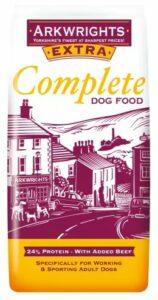 Arkwrights Complete Extra hundefoder