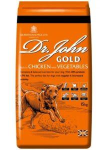 Dr. John Gold voksenfoder
