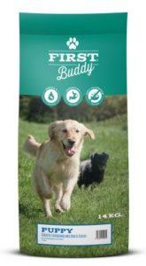 First Buddy, kornfrit hundefoder og kosttilskud