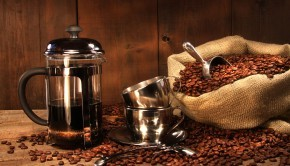 stempelkande kaffe