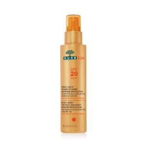 Nuxe Sun Milky Spray Face & Body