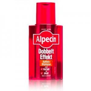 Alpecin Dobbelt Effekt Koffein Shampoo
