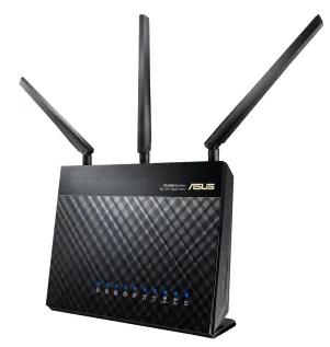 Asus RT-AC68U Dual-Band Wireless 1900Mbps Router – Giver dig ualmindeligt hurtigt internet