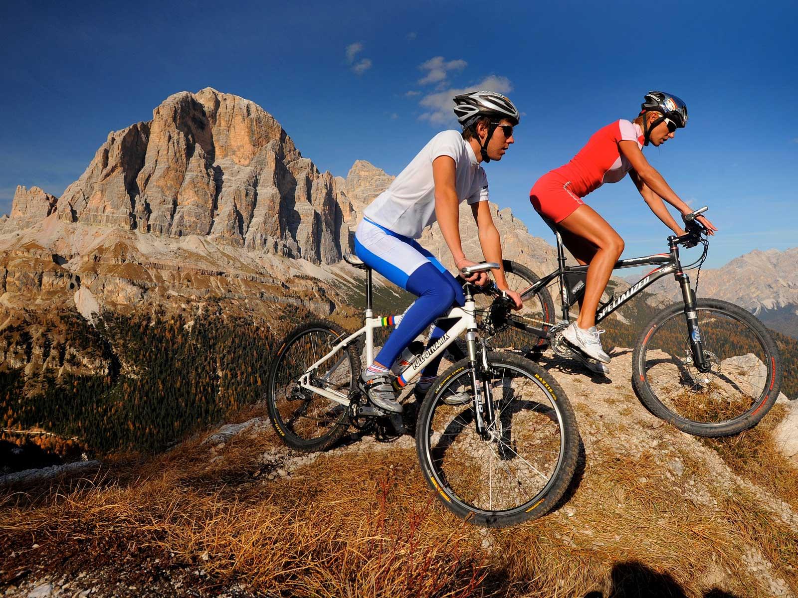 El mountainbike test – Få hjælp til at komme ud i naturen
