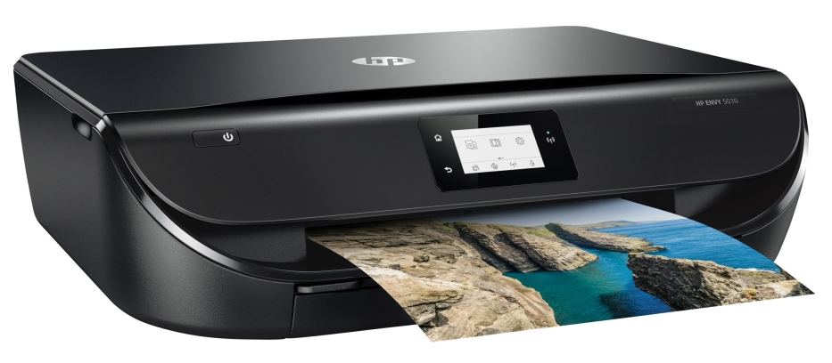 HP Envy 5030 All-in-One Blækprinter Multifunktion med Fax