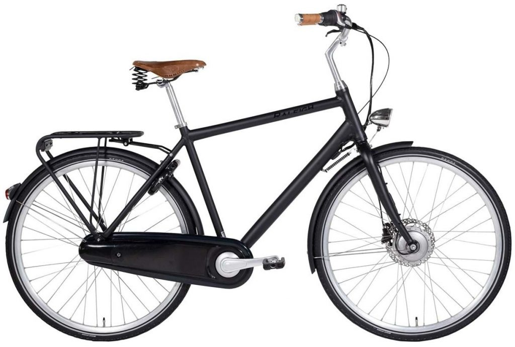 Raleigh Essex Elcykel – Stilrent design
