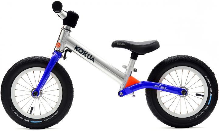Løbecykel test