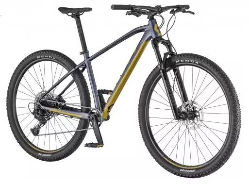 Scott Aspect 910 – 12 gear – blå og grå – god til prisen