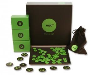 Ego - Hvem Er Jeg - Brætspil