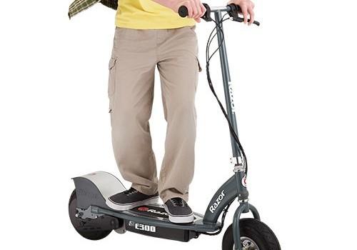 Tidsmæssigt El Løbehjul - De bedste elektriske løbehjul der er pengene værd! RU-05