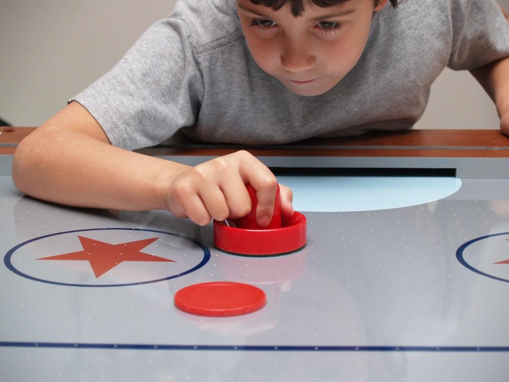 Airhockey bord
