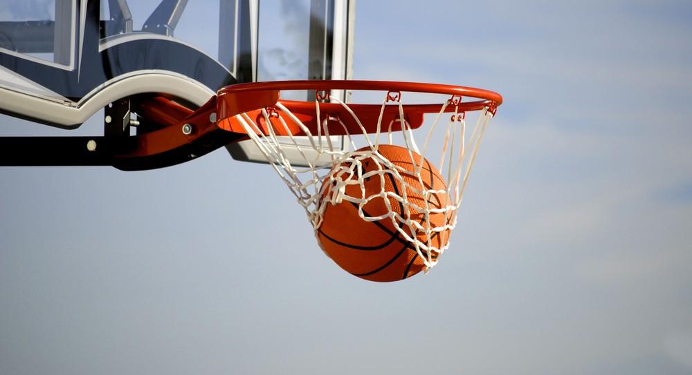 Basketball kurv