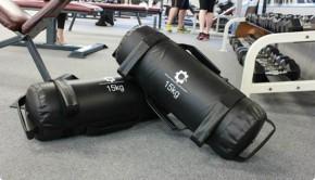 Sandsække til træning