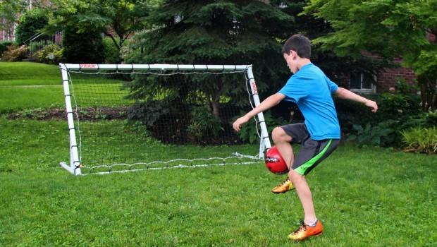 Fodbold rebounder