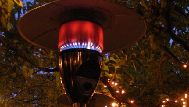 Fantastisk Infrarød terrassevarmer - De bedste infrarøde terrassevarmere til RV37