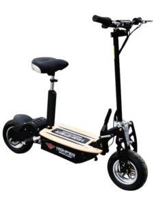 MCU Brushless el-løbehjul