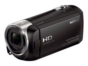 Sony Handycam Hdr-Cx240E HD videokamera.