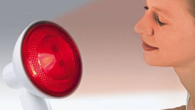 Udestående Infrarød lampe – 4 infrarøde lamper som lindrer smerter YK53
