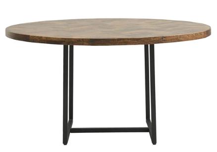 Kant spisebord – smukt og stilfuldt
