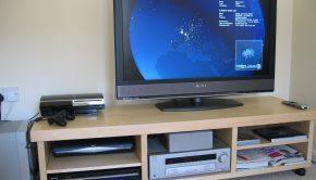 TV bord til fladskærm