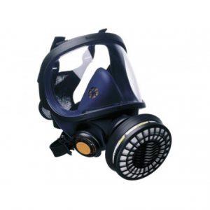 Sundström SR200 helmaske – Beskyttelse af øjne og luftveje