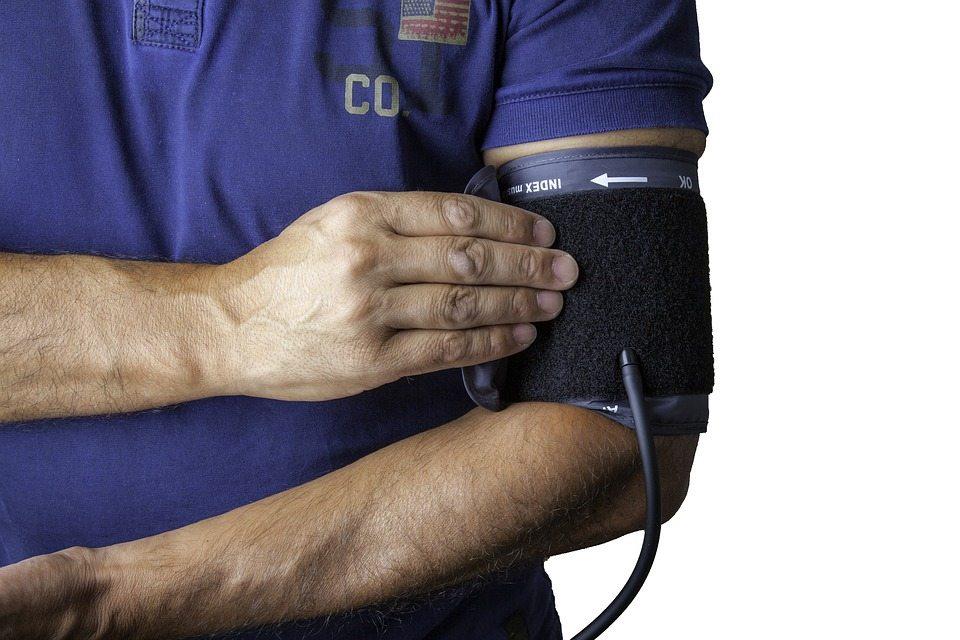 Blodtryksmåler test