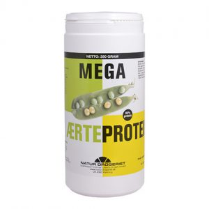 Ærteprotein Mega 83 procent