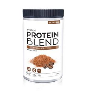 Bodylab Vegan Protein Blend Smooth Chocolate 500 gram