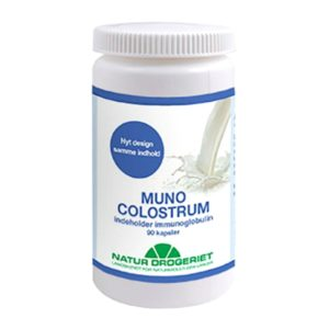 Muno Colostrum kapsler 90 stk