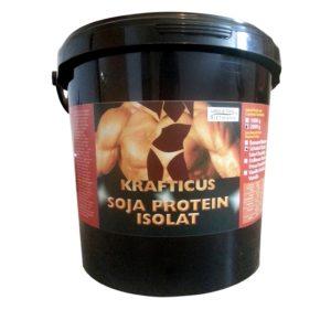 Soja proteinpulver 2000 gram