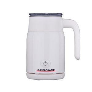 Gastroback 42325 Mælkeskummer i hvidt flot design