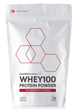LinusPro – Basic WHEY 100 Proteinpulver