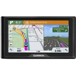 Garmin Drive 61 LMT-S, Vesteuropa, den dedikerede navigatør