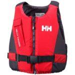 Helly Hansen Rider vest 50N rød/sort