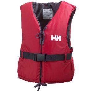 Helly Hansen Sport-II svømmevest rød