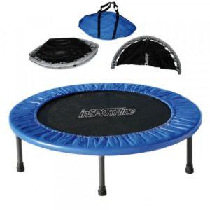 Foldbar trampolin 122 cm