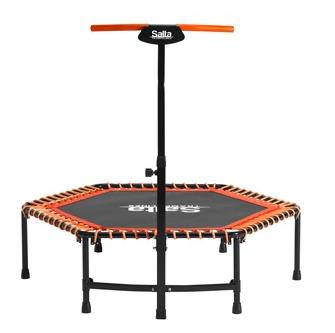 Salta Fitness trampolin med håndtag