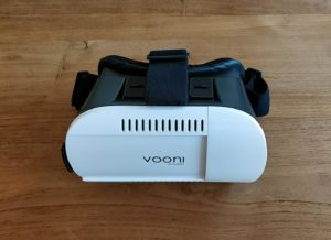 Vooni VR Box headset