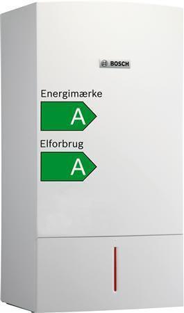 Bosch EuroPur ZSBE 16-3 A - Væghængt gaskedel med energimærke ABA