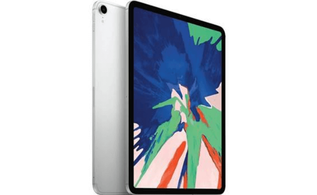 Apple iPad Pro Wi-Fi + 4g 64 GB Silver LEASY
