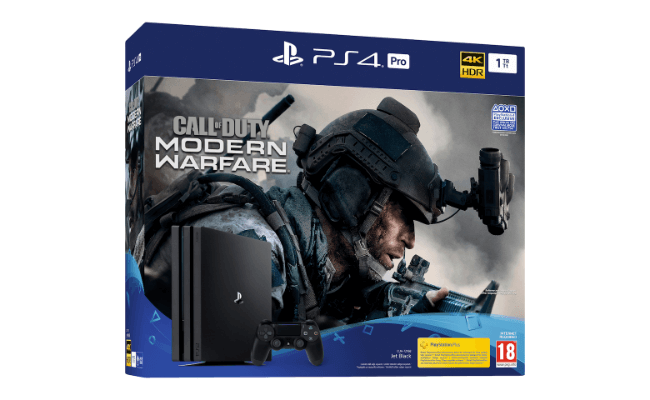 PS4 Pro Bundle - Coolshop