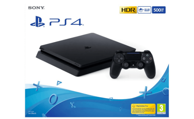 PS4 Wupti